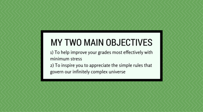 two objectives